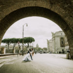 Stunning next day photoshoot in Rome