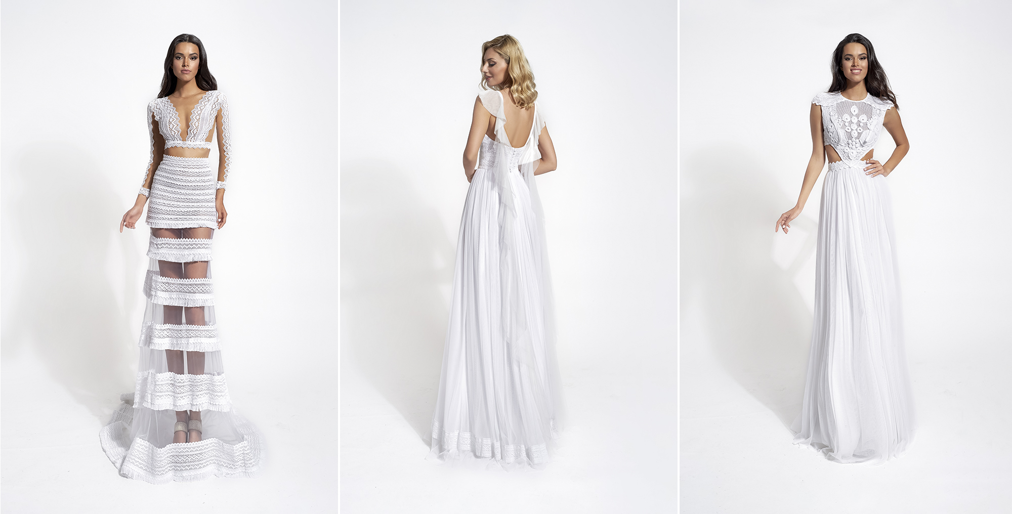 Atelier Zolotas wedding dresses | Hellenic Vintage White Collection