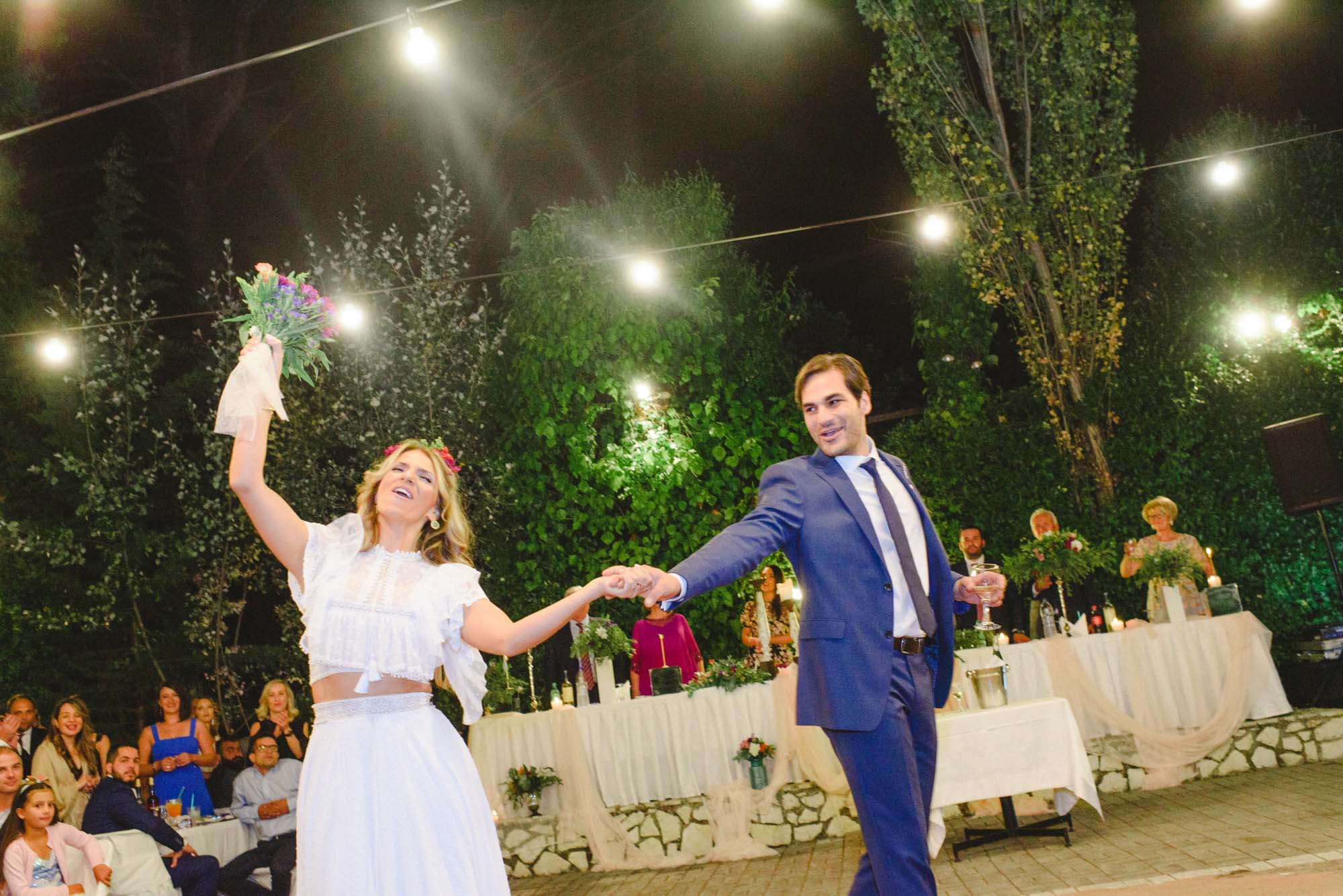 A colorful spring wedding in Tripoli