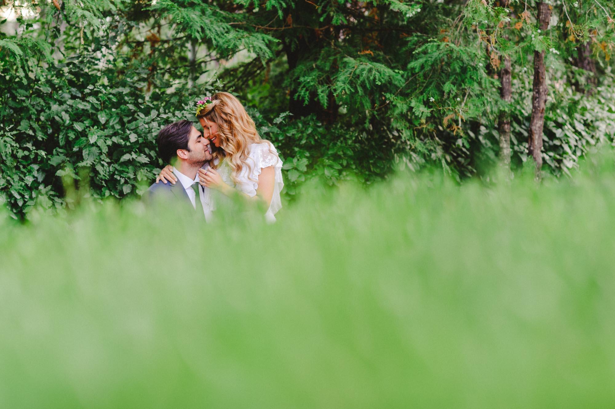 Ένας χρωματιστός ανοιξιάτικος γάμος στην Τρίπολη