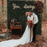 Our favorite wedding backdrops