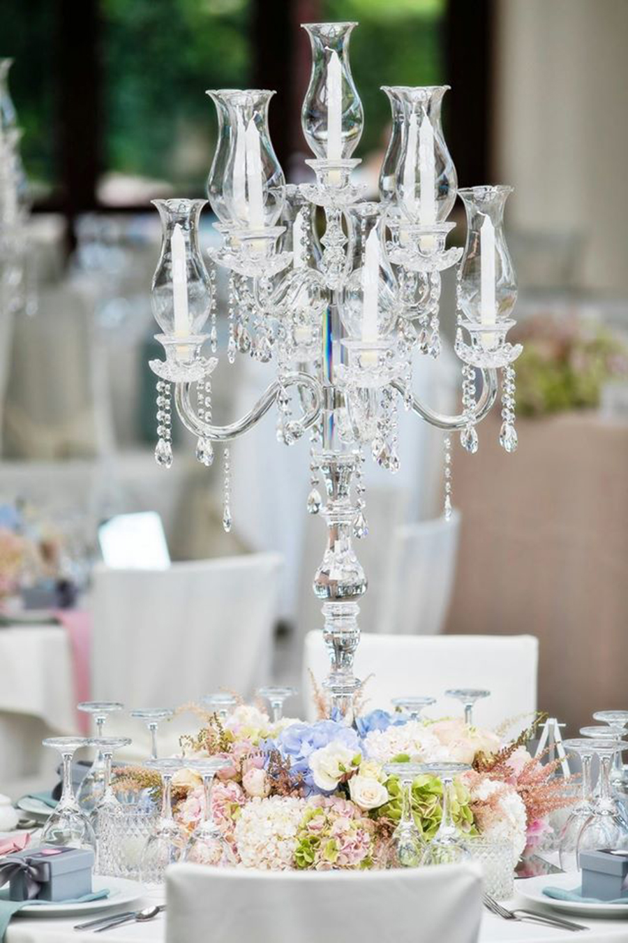 Calssy & elegant γάμος με παλ χρώματα