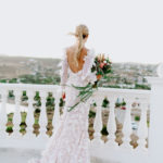 A stylish rustic wedding in Athens
