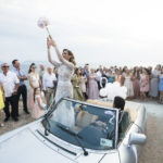 Summer destination wedding in Aegina