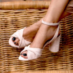 Our 25 favorite low heeled bridal shoes