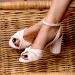 Τα 25 αγαπημένα μας low heeled νυφικά παπούτσια