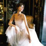 Stunning inspirational shoot at Chateau de Villette with Vasia Tzotzopoulou wedding dresses