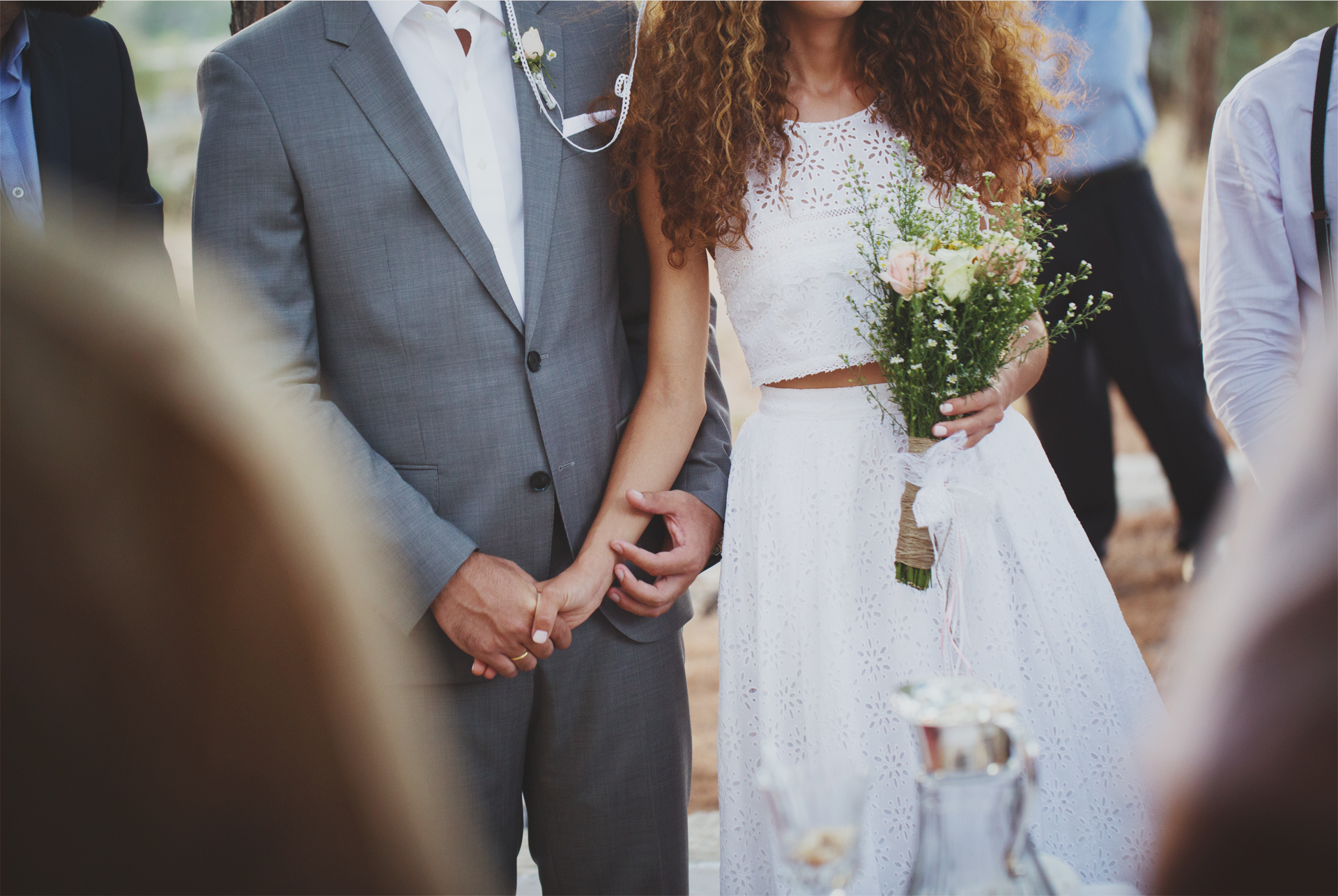 Boho καλοκαιρινός γάμος στην Ιθάκη