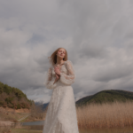 Ethereal boho wedding dresses by Alexia Kirmitsi